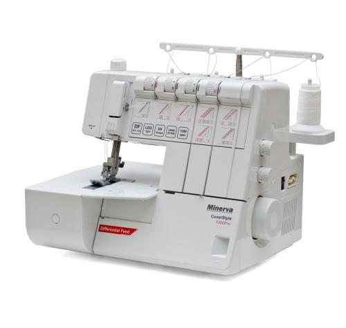 Minerva CS1000Pro - фото в интернет–магазине швейных машинок и аксессуаров в Украине - Sewgroup