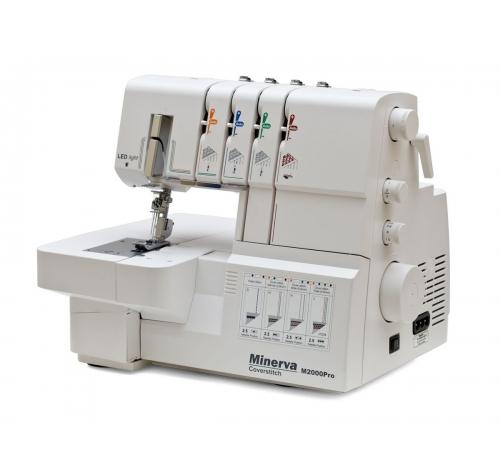 Minerva M2000Pro - фото в интернет–магазине швейных машинок и аксессуаров в Украине - Sewgroup