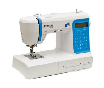Комп'ютеризована швейна машина Minerva DecorExpert