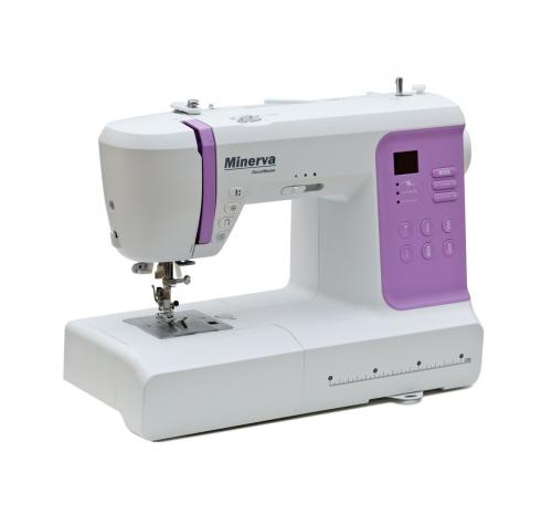 Комп'ютеризована швейна машина Minerva DecorMaster - фото в інтернет-магазині швейних машинок і аксесуарів в Україні - Sewgroup
