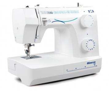 Електромеханічна швейна машина Minerva E20