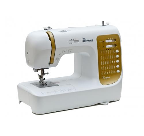 Комп'ютеризована швейна машина Minerva Empress - фото в інтернет-магазині швейних машинок і аксесуарів в Україні - Sewgroup