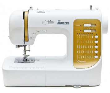 Комп'ютеризована швейна машина Minerva Empress