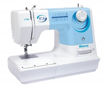 Електромеханічна швейна машина Minerva F190