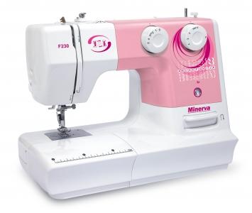 Електромеханічна швейна машина Minerva F230