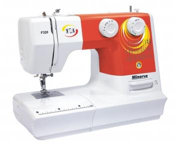 Електромеханічна швейна машина Minerva F320