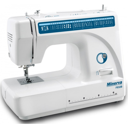 Электромеханическая швейная машина Minerva F832B