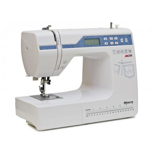 Minerva JNC200 - фото в интернет–магазине швейных машинок и аксессуаров в Украине - Sewgroup