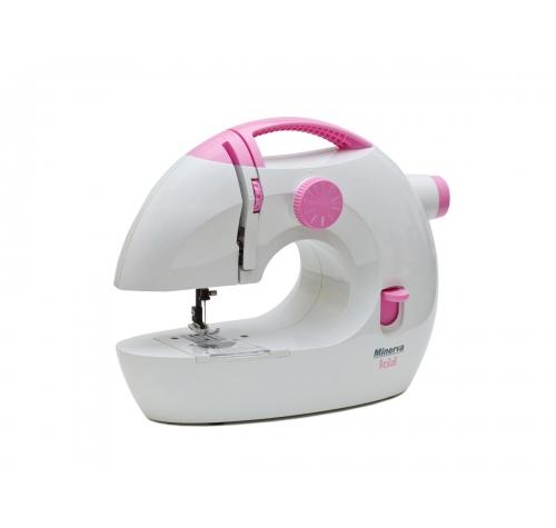 Електромеханічна швейна машина Minerva Kid - фото в інтернет-магазині швейних машинок і аксесуарів в Україні - Sewgroup