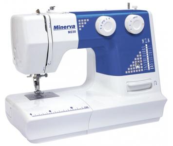 Електромеханічна швейна машина Minerva M230