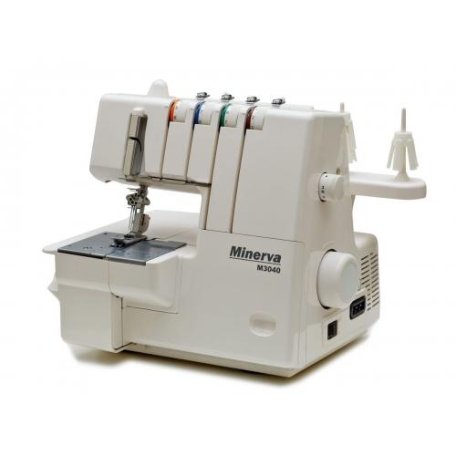 Minerva M3040 - фото в интернет–магазине швейных машинок и аксессуаров в Украине - Sewgroup