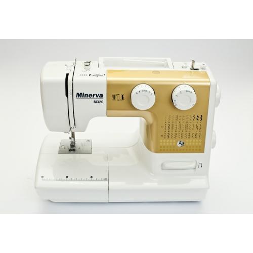 Електромеханічна швейна машина Minerva M320
