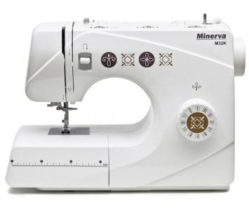 Електромеханічна швейна машина Minerva M32K