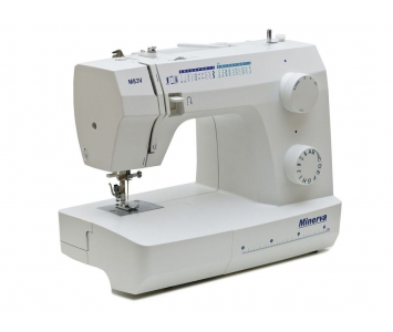 Електромеханічна швейна машина Minerva M83V