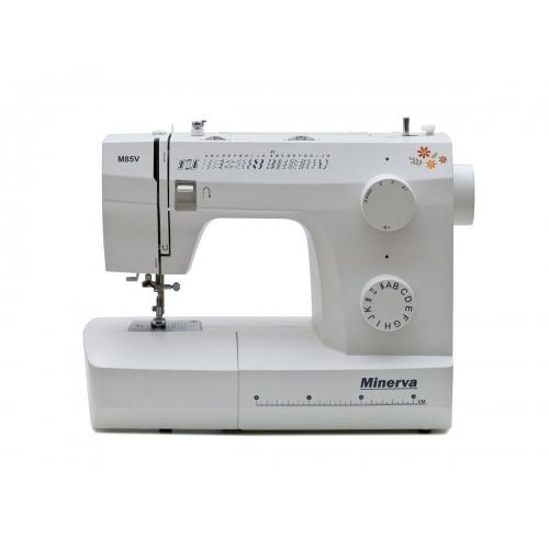 Електромеханічна швейна машина Minerva M85V