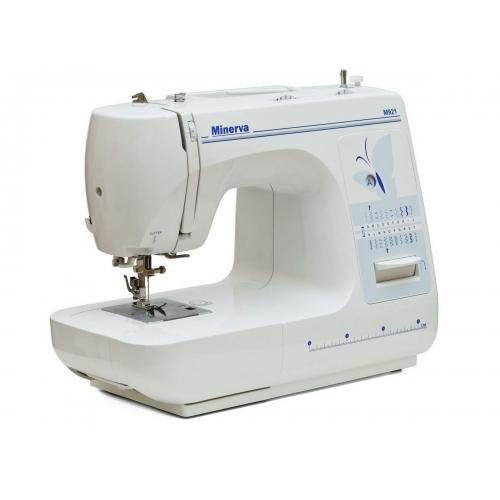 Minerva M921 - фото в интернет–магазине швейных машинок и аксессуаров в Украине - Sewgroup