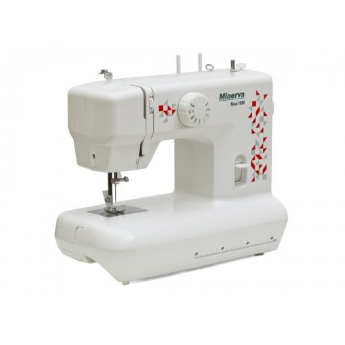 Швейная машинка Minerva MAX10M - фото в интернет–магазине швейных машинок и аксессуаров в Украине - Sewgroup