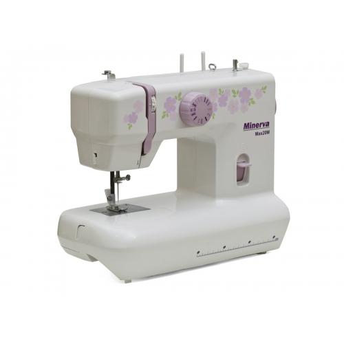 Minerva MAX20M - фото в интернет–магазине швейных машинок и аксессуаров в Украине - Sewgroup