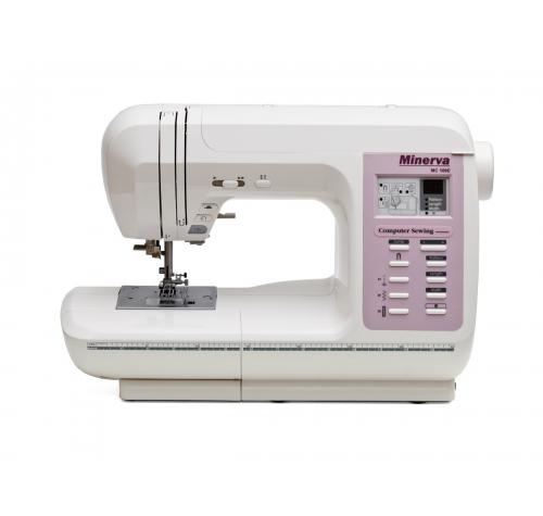 Minerva MC 100 - фото в интернет–магазине швейных машинок и аксессуаров в Украине - Sewgroup