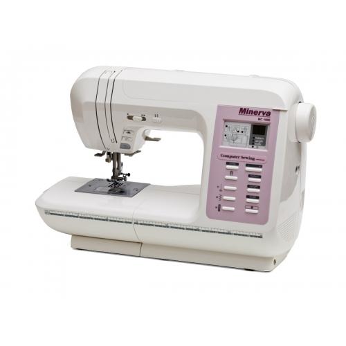 Компьютеризированная швейная машина Minerva MC 100E