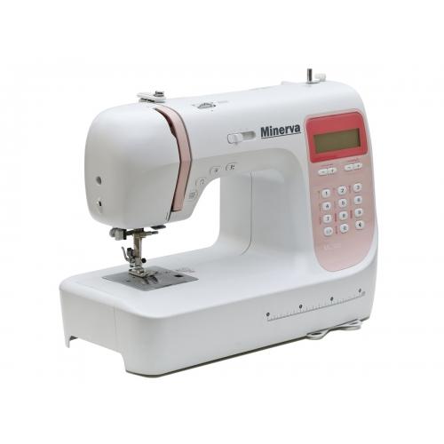 Minerva MC 120 - фото в интернет–магазине швейных машинок и аксессуаров в Украине - Sewgroup