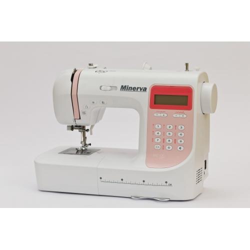 Комп'ютеризована швейна машина Minerva MC 120