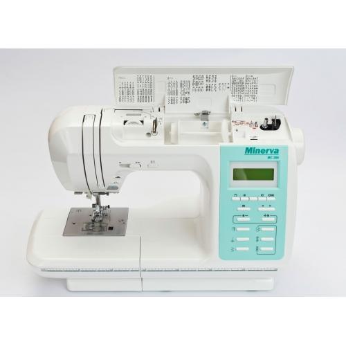 Комп'ютеризована швейна машина Minerva MC 200