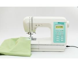 Комп'ютеризована швейна машина Minerva MC 200E