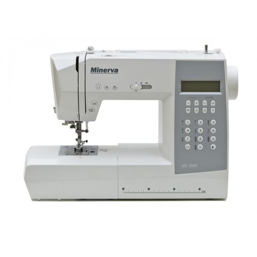 Комп'ютеризована швейна машина Minerva MC 250C