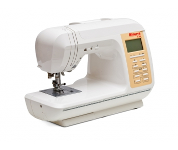 Комп'ютеризована швейна машина Minerva MC 300E