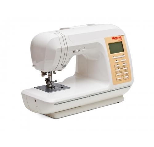 Minerva MC 300E - фото в интернет–магазине швейных машинок и аксессуаров в Украине - Sewgroup