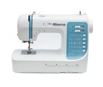 Комп'ютеризована швейна машина Minerva MC 40HC