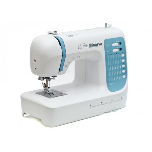 Комп'ютеризована швейна машина Minerva MC 40 - фото в інтернет-магазині швейних машинок і аксесуарів в Україні - Sewgroup