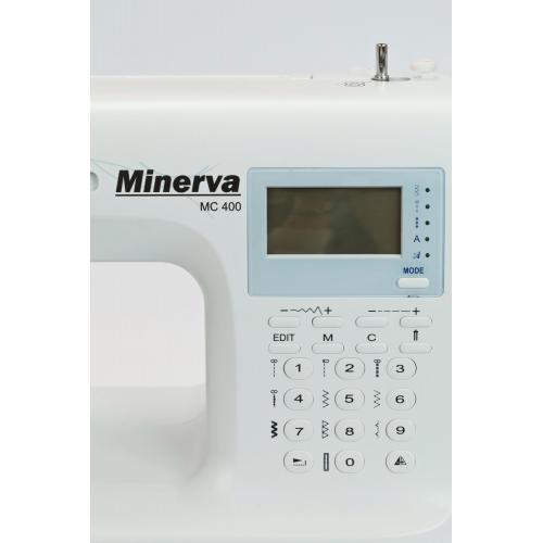 Компьютеризированная швейная машина Minerva MC 400HC