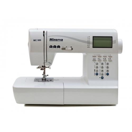 Minerva MC 500 - фото в інтернет-магазині швейних машинок і аксесуарів в Україні - Sewgroup