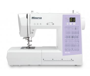 Комп'ютеризована швейна машина Minerva MC 60C