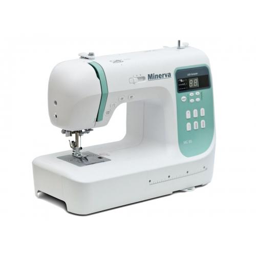Комп'ютеризована швейна машина Minerva MC 80