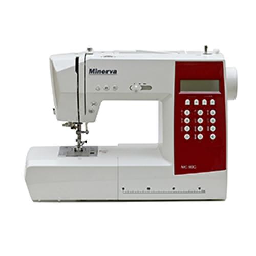 Комп'ютеризована швейна машина Minerva MC 90C - фото в інтернет-магазині швейних машинок і аксесуарів в Україні - Sewgroup