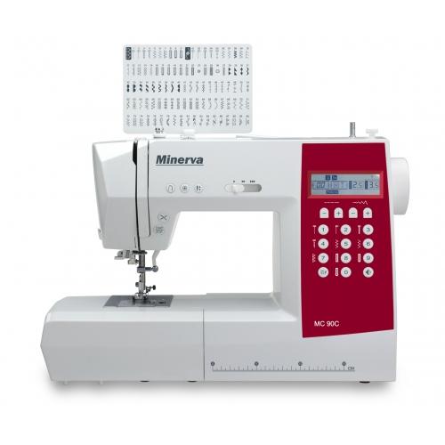 Комп'ютеризована швейна машина Minerva MC 90C