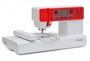 Швейно-вишивальні машини
