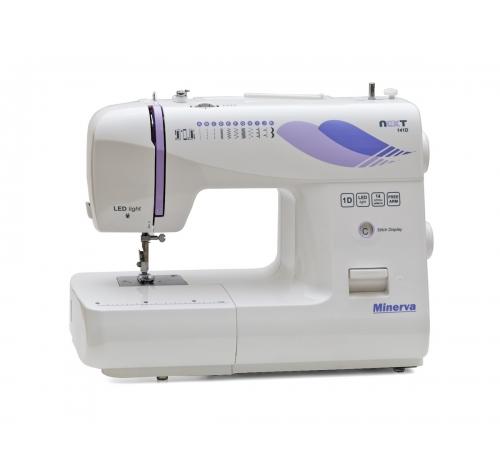 Електромеханічна швейна машина Minerva NEXT 141D - фото в інтернет-магазині швейних машинок і аксесуарів в Україні - Sewgroup
