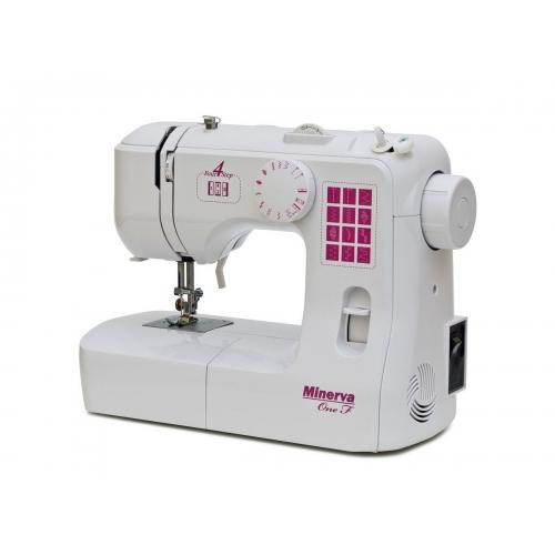 Електромеханічна швейна машина Minerva One F