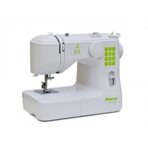 Minerva One G - фото в интернет–магазине швейных машинок и аксессуаров в Украине - Sewgroup