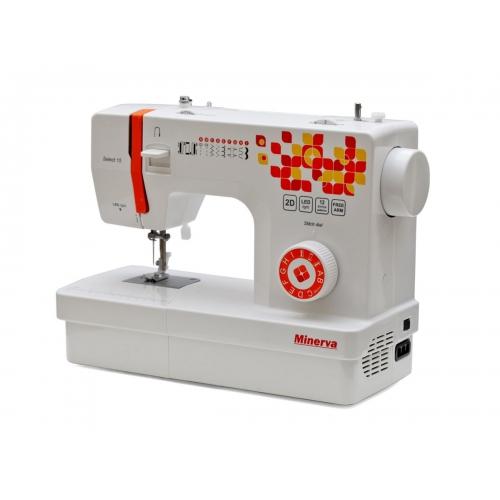 Електромеханічна швейна машина Minerva Select 15