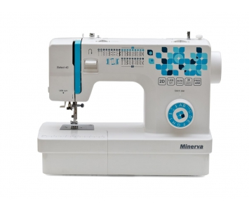 Електромеханічна швейна машина Minerva Select 45