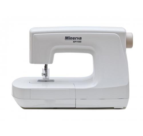 Minerva SP1100 - фото в інтернет-магазині швейних машинок і аксесуарів в Україні - Sewgroup