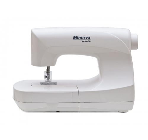 Minerva SP1000 - фото в интернет–магазине швейных машинок и аксессуаров в Украине - Sewgroup