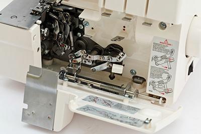 Спеціалізовані машини. Коверлок - фото 3 - поради щодо вибору в інтернет-магазині Sewgroup