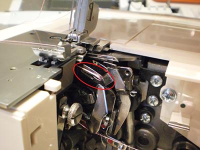Спеціалізовані машини. Коверлок - фото 2 - поради щодо вибору в інтернет-магазині Sewgroup