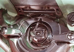 Горизонтальний та вертикальний човник - фото - поради щодо вибору в інтернет-магазині Sewgroup